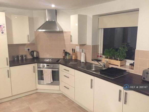 Kitchen With Fitted Appliances