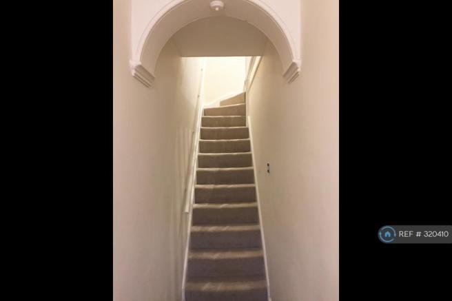 Stairs From Hallway