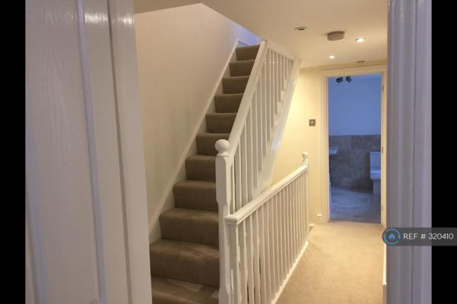Landing And Further Stairs