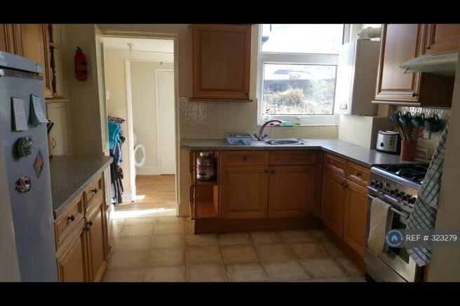 Kitchen / Utility Room