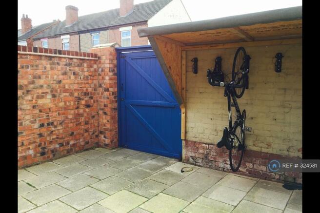 Covered Bicycle & Motorbike Storage