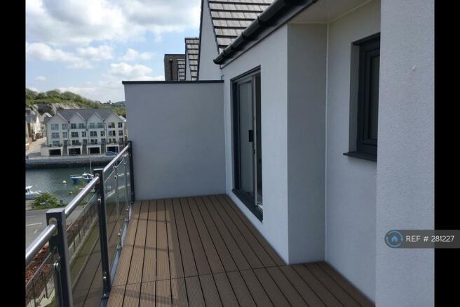 Full Width Balcony