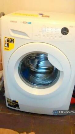 Large New Washing Machine