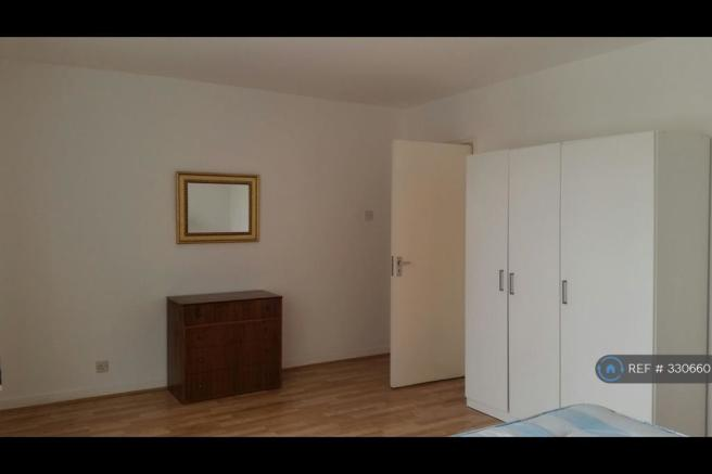 Very Large Bedroom, Different Angle.