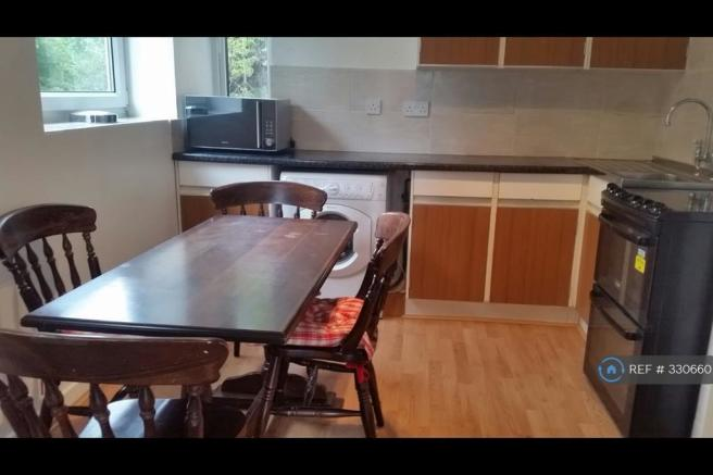 Fully Functional, Enlarged Kitchen