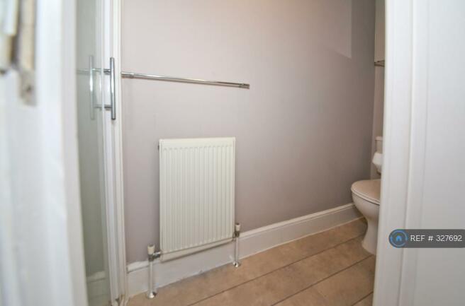 Entrance To Shower Room