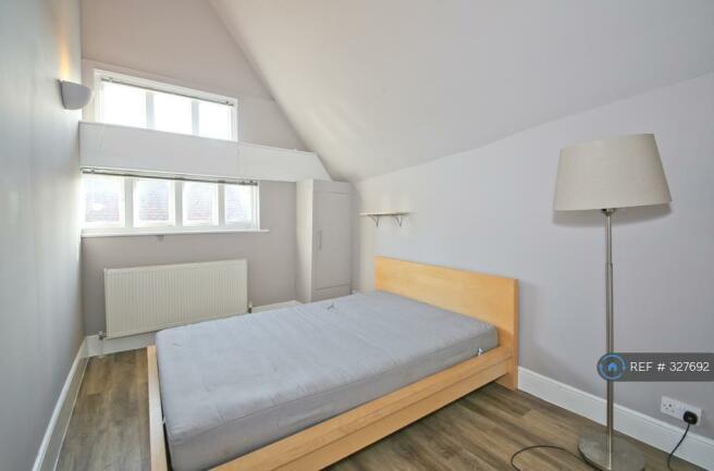 Bedroom Looking South East