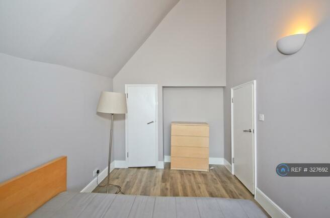Bedroom Looking West