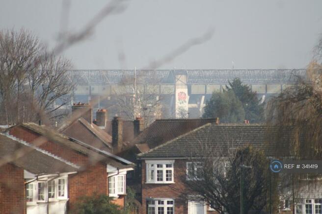 View To Twickenham Stadium