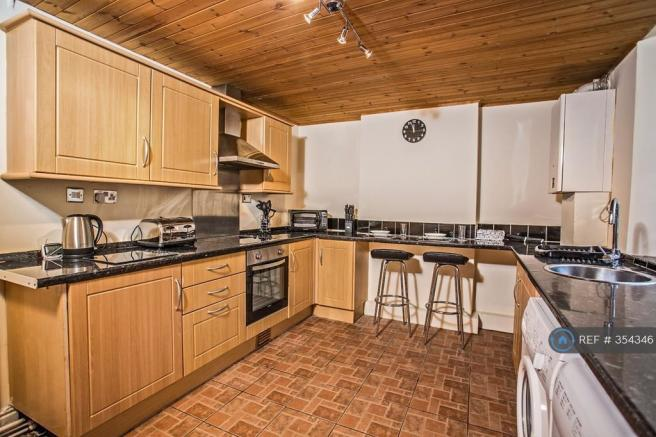 Brilliant Fully Equipped Kitchen