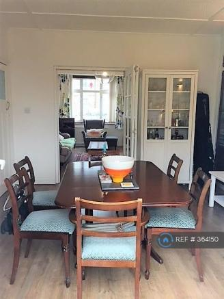 Dining Room In To Living Room