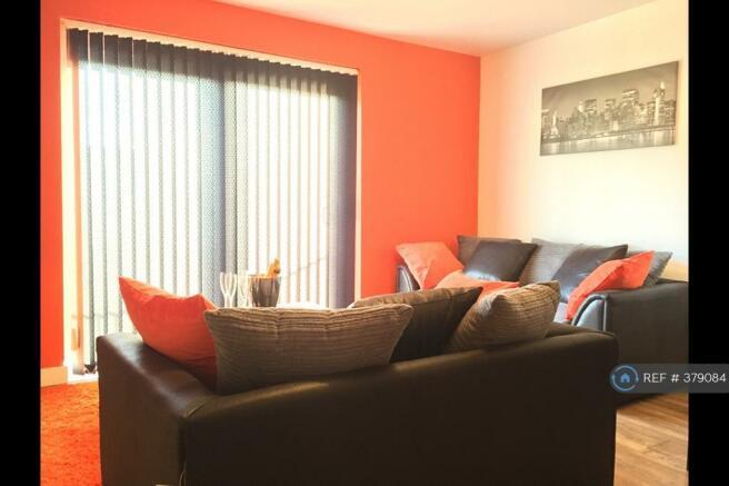 Lounge With Patio Door