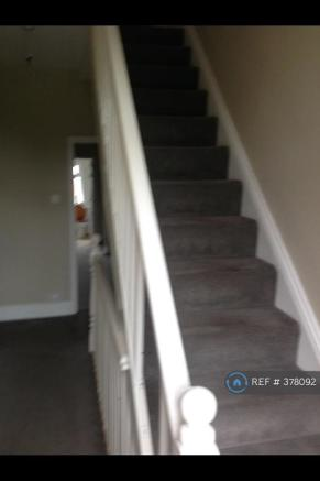 Stairs Leading To Loft Room