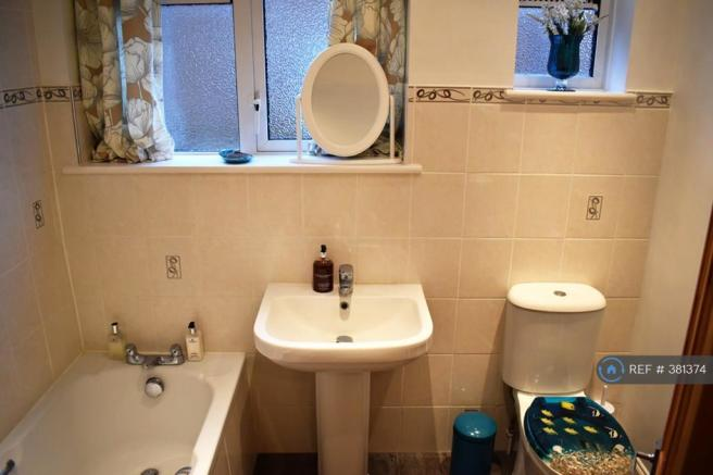 2nd Bathroom (Downstairs)