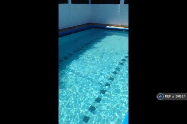 Heated Swimming Pool 35' x 12'