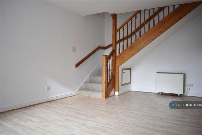 Lounge And Stairs