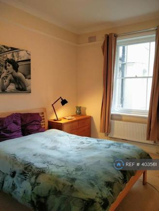 Double Bedroom With King Size Bed & Wardrobes