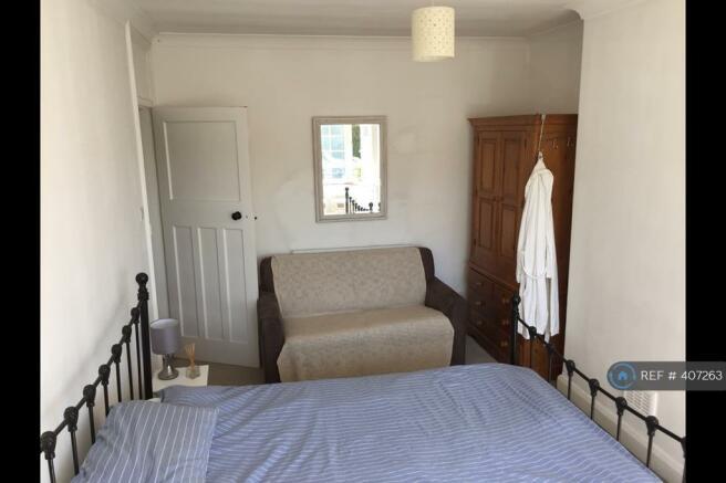 Bedroom 1 (Bed, Bedside Tables,  Sofa & Wardrobe)