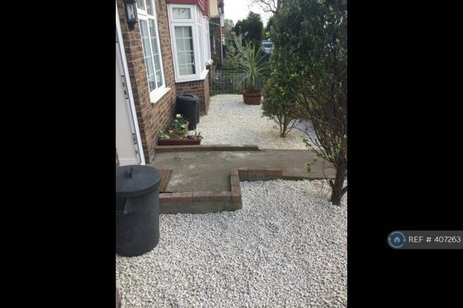 Front Door Access Ramp