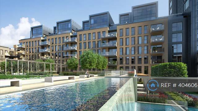 Development Gardens - Water Feature