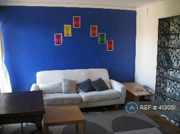 Biggest Bedroom/Shared Lounge