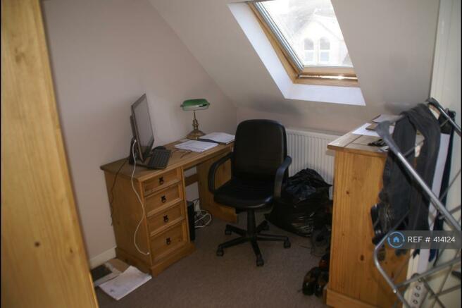 Bedroom 2 (Used As Study)