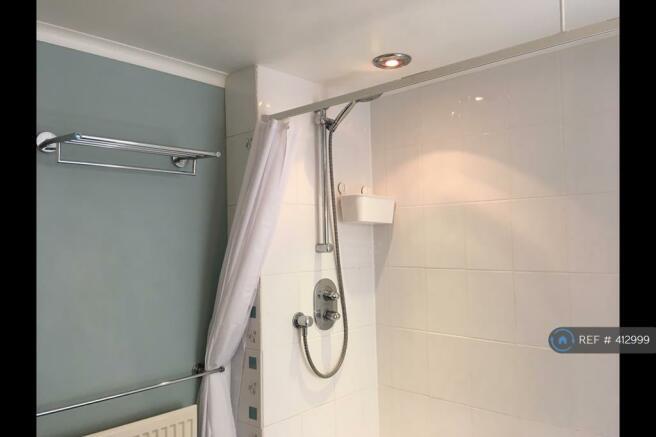 Bathroom Over-The-Bath Shower