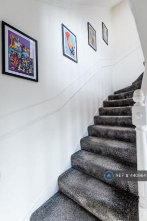 Stairs Up To First Floor