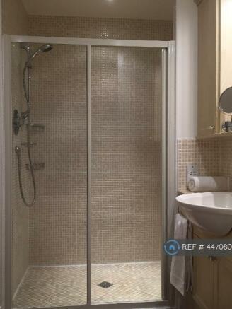 Wet Room Style Shower