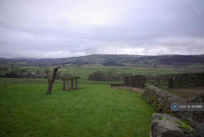 View Over Pen-y-Ghent
