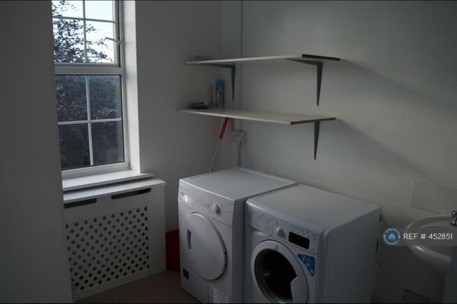 Communal Utility Room