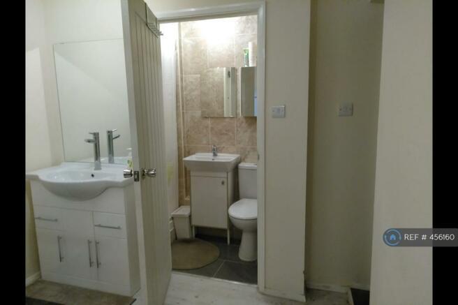 Toilet + Sink