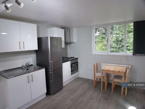 Top Floor Studio Kitchen Diner