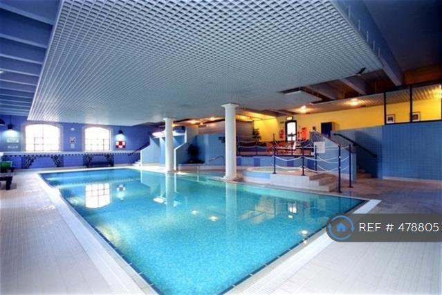 Pool & Gym Area