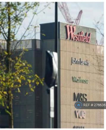 Westfield Stratford Is Close By