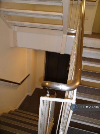 Lift And Stairs