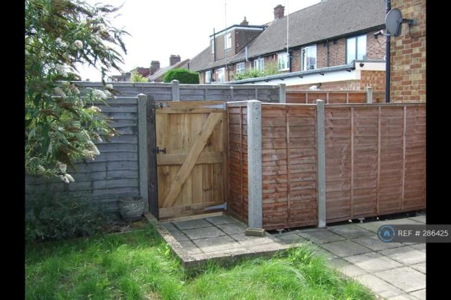 Own Side/Garden Entrance Gate
