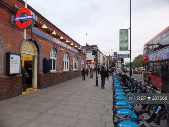 Stepney Station - Less Than 5 Mins Walk