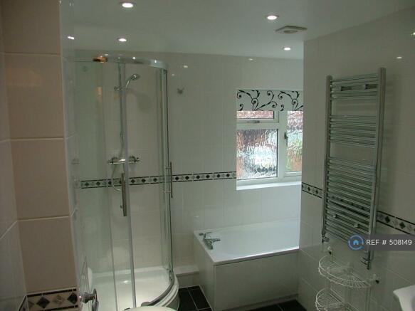 Stunning Shower / Bath Room