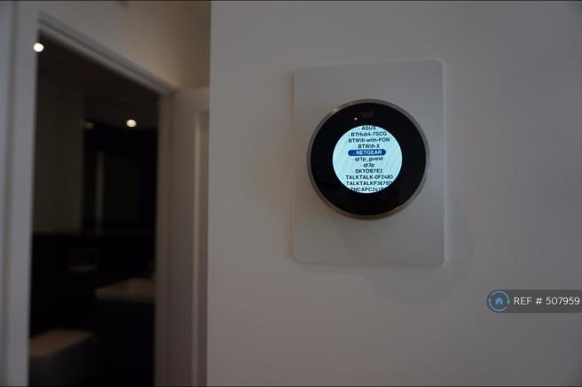 Nest Smart Home Heating System