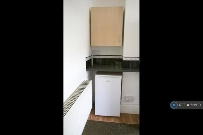 All Rooms Have a Mini Kitchenette