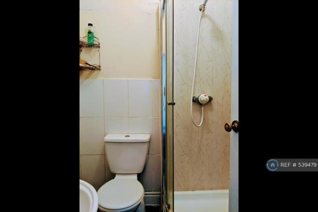 1 Of The 4 Shared Bathrooms
