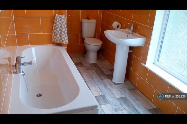 Bathroom With New Flooring