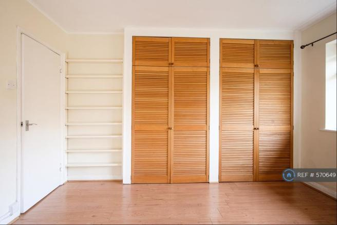 Large Built In Wardrobes/Storage