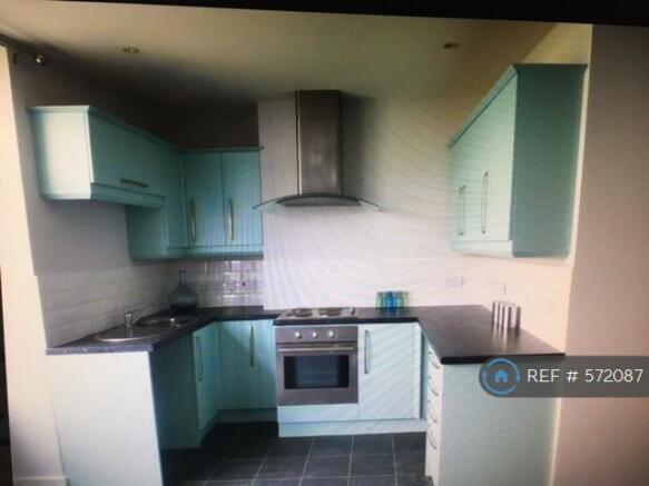 Open Plan Kitchen To Lounge