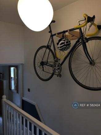 Bike Storage In Hallway Included
