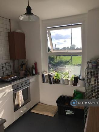 Kitchen Overlooking Playing Fields
