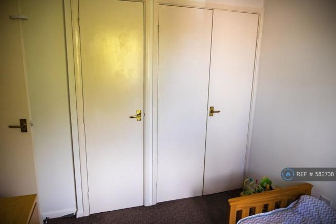 Second Bedroom Fitted Wardrobes