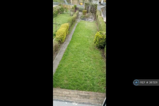 Garden View From Bedroom 2