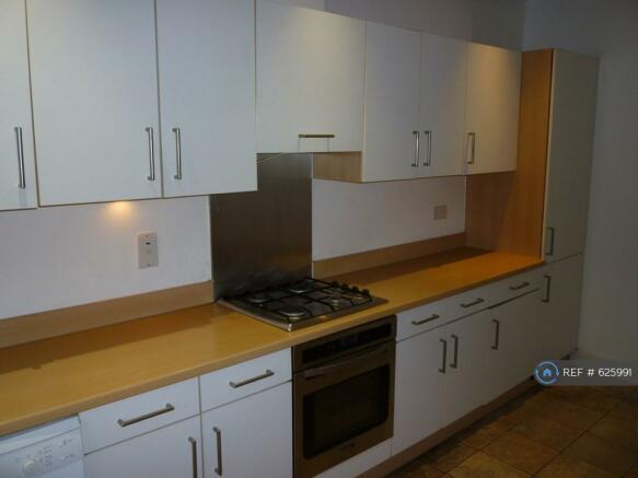 Kitchen Rear View